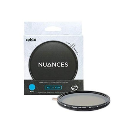 COKIN FILTRE NUANCES ND-X VARIABLE ND2-400 (58mm)