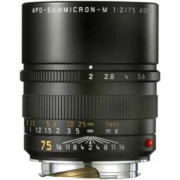 LEICA APO SUMMICRON M 2/75...