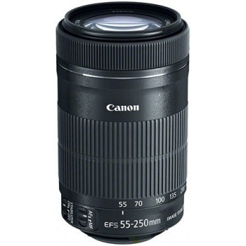 CANON EF-S 55-250/4-5,6 IS STM