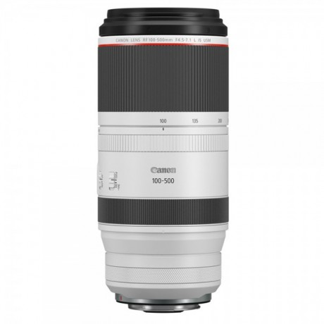 CANON RF 100-500/4.5-7.1 L IS USM