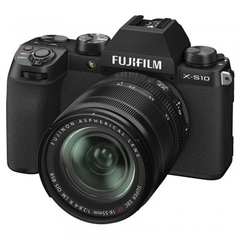 FUJIFILM X-S 10+ 18/55