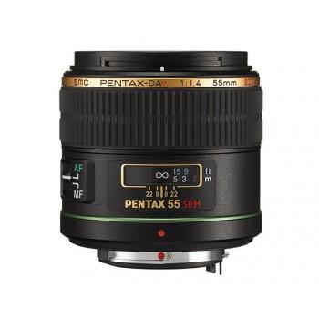 Pentax 55/1,4 SDM