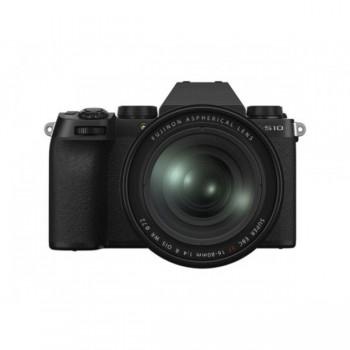 Fuji X-S10 + XF 16-80mm F/4 WR
