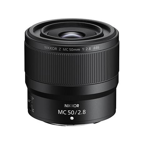 NIKKOR Z MC 50/2.8