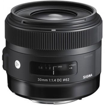 SIGMA 30/1,4 Art DC (Canon...