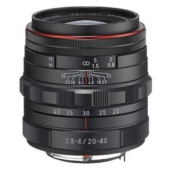 PENTAX HD-DA 20-40/2,8-4 ED...